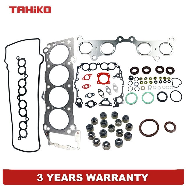 VRS Cylinder full Head Gaskets Fit for Toyota Hilux RZN169 RZN174 2.7L 3RZE 97-4/05