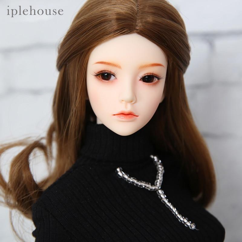 OUENEIFS Mari Fid Bjd Sd Doll 1/4 Body Model Reborn High Quality Toys Makeup Shop Iple House Soom Fl Jiont Doll Wigs Volks