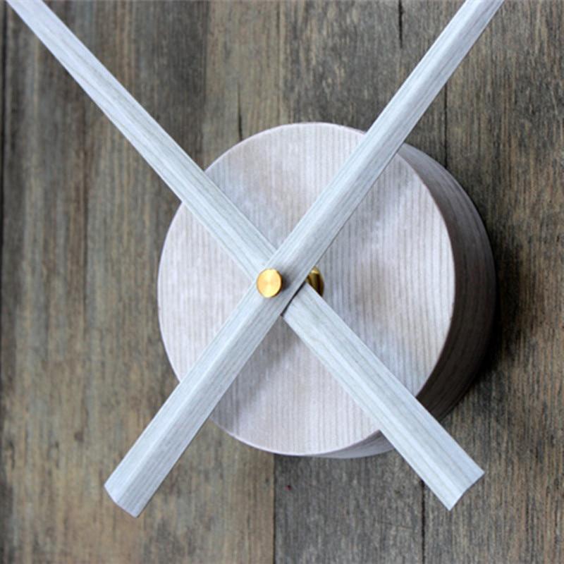 Saat Mekanizması Duvar Saati Kiti Kuvars saatler mekanizması - Ev Dekoru - Fotoğraf 4