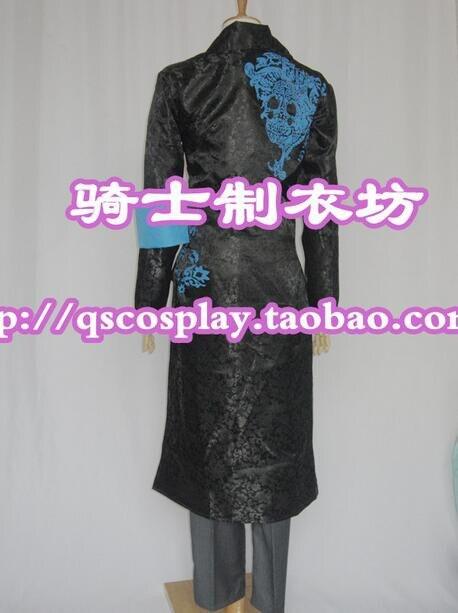 Black Aditif.co.in Cosplay Uniform 13
