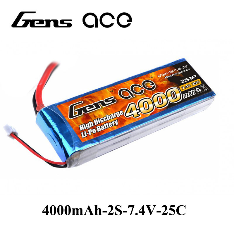 lipo battery 7.4v