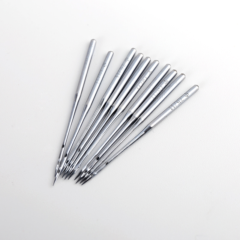 100pcs DBX1 DB 1 16X231 all size QXYUN sewing needles accessory for JUKI BROTHER industrial sewing machine parts 80 90 100 110 in Sewing Needles from Home Garden