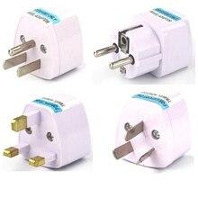 Европейский Штепсель Конвертер розетка Путешествия Электрический адаптер разные страны также использовать при использовании китайской электроники