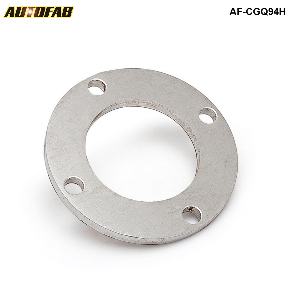 T4 Turbo Discharge Flange 4 Bolt On-Center Housing 3 inch Outlet T04 Downpipe AF-CGQ94H