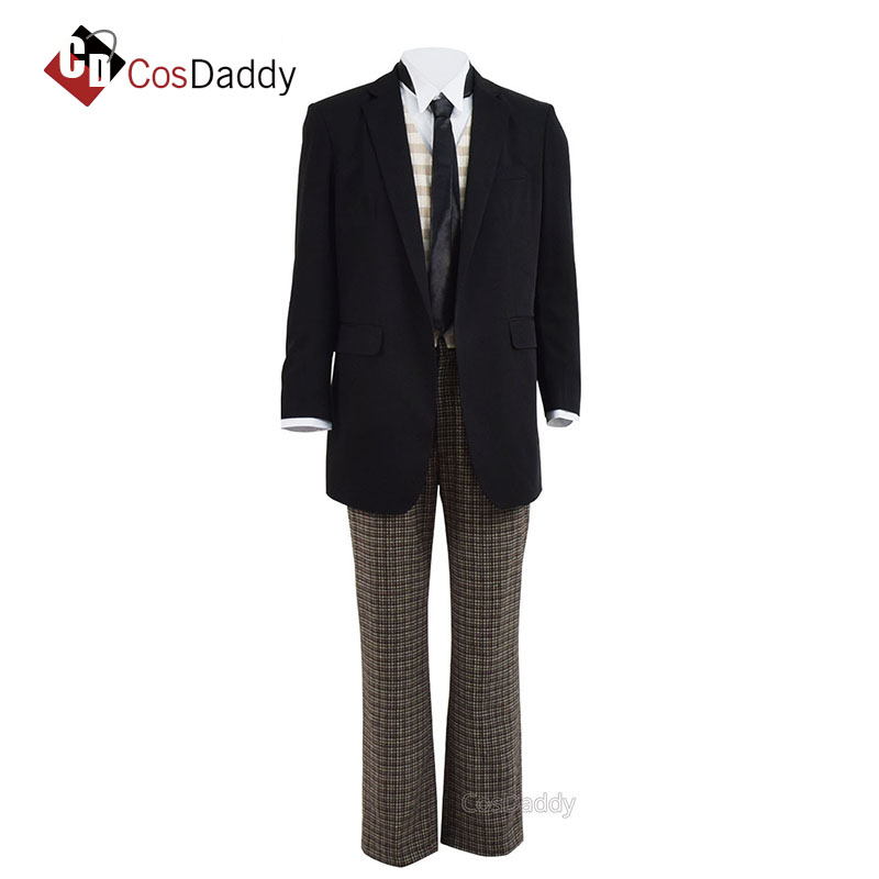 Doctor Who 1 Cosplay Costume past bij Time And Relative Dimension (s) - Carnavalskostuums