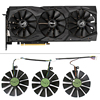 87mm T129215SH T129215SL 12V 0.30A Fan For ASUS ROG STRIX RTX 2070 O8G GAMING RTX2060 O6G Graphic Card Cooling Fan
