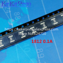100PCS PTC FUSE 1812 010 0.1A 100mA 24V 30V 60V SMT SMD PPTC SMD1812P010TF Resettable Fuses 50pcs mf msmf050 2 mf msmf050 ptc resettable fuse 0 5a 500ma 15v for bourns 1812