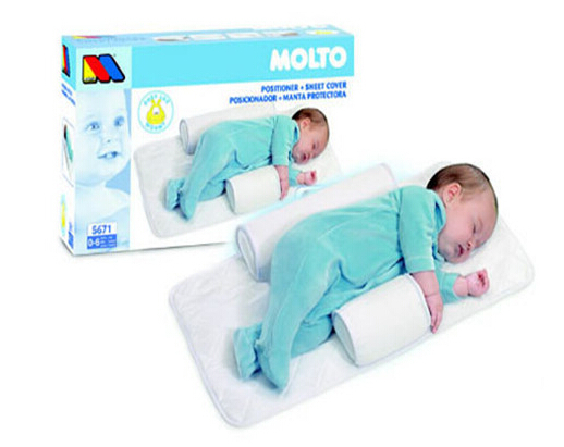 Telugu Kids News-This Pillow Prevents Kids From Falling Roll Over