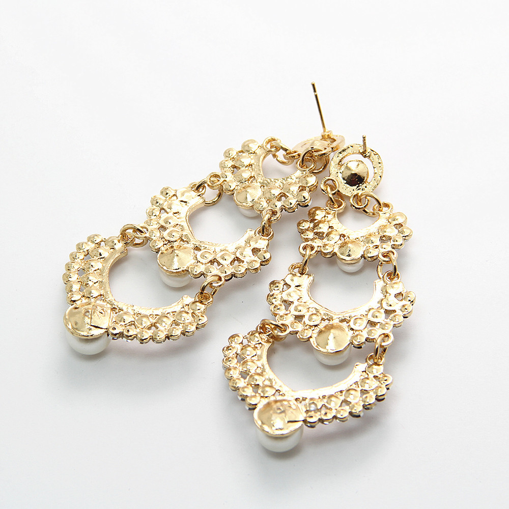 jewellery picture studs indian earrings ltdc gold andino