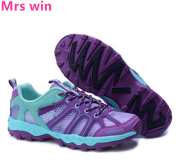 Summer women hiking shoes men  free soldier sneakers Gyroscope for skating Non-slip sport shoes trekking Upstream shoes zapatos