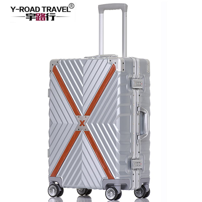 20,24,26,28 inch Rolling Luggage Spinner Brand Travel Suitcase Hardside Luggage Women Boarding Box Carry On Luggage Bag Trolley 20inch 24 inch computer suitcase rolling luggage hardside spinner trolley bag pp material travel box boarding wheels case xl020