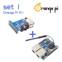 Orange Pi R1 SET1:  OPI R1 & Expanison Board