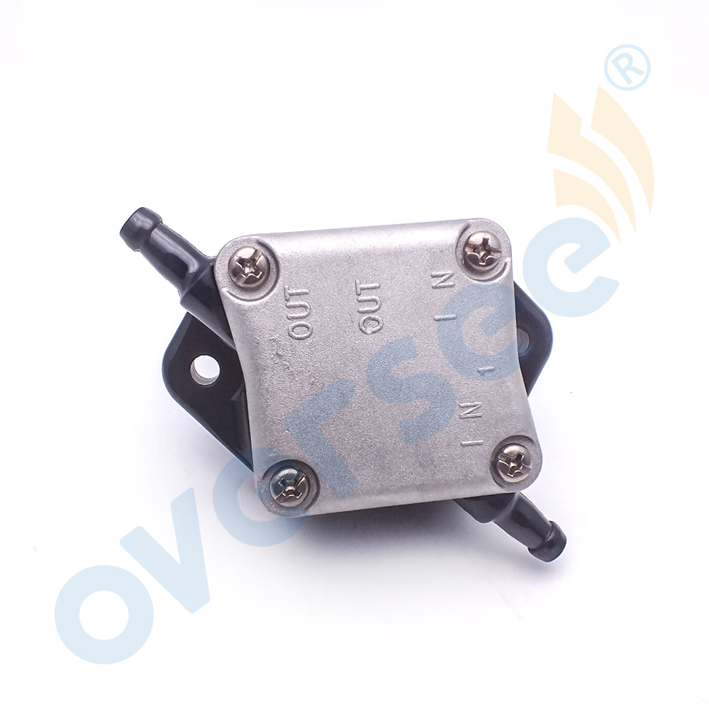 Outboard Fuel Pump Assy 6C5-24410-00 fit Yamaha Outboard 4-Stroke F T 30HP 40HP 50HP 60HP fit yamaha outboard 61n 45510 00 00 drive shaft assy 61n 45510