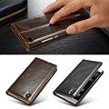 Huawei p8 lite tampa da caixa de couro de luxo titular do cartão da carteira da aleta suporte do telefone móvel para casos huawei ascend p8 lite fundas coque