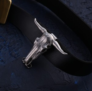 Image 2 - 2020 שור ראש גולגולת טוטם פלדת סכין בטיחות חיצוני Survial ערכת EDC כלי הגנה עצמית לנשים גברים זרוק משלוח