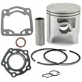 Motorcycle Piston Set & Gasket For RGV125 STD Standard Bore Size 56mm New