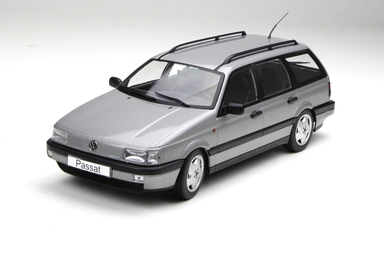 1:18 Diecast Model For KK Passat B3 Vr6 Variant 1988 Alloy Toy Car Miniature Collection Gifts