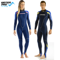 Cressi ONE 1MM WETSUIT MAN LADY Scuba Diving Snorkeling Water Sports