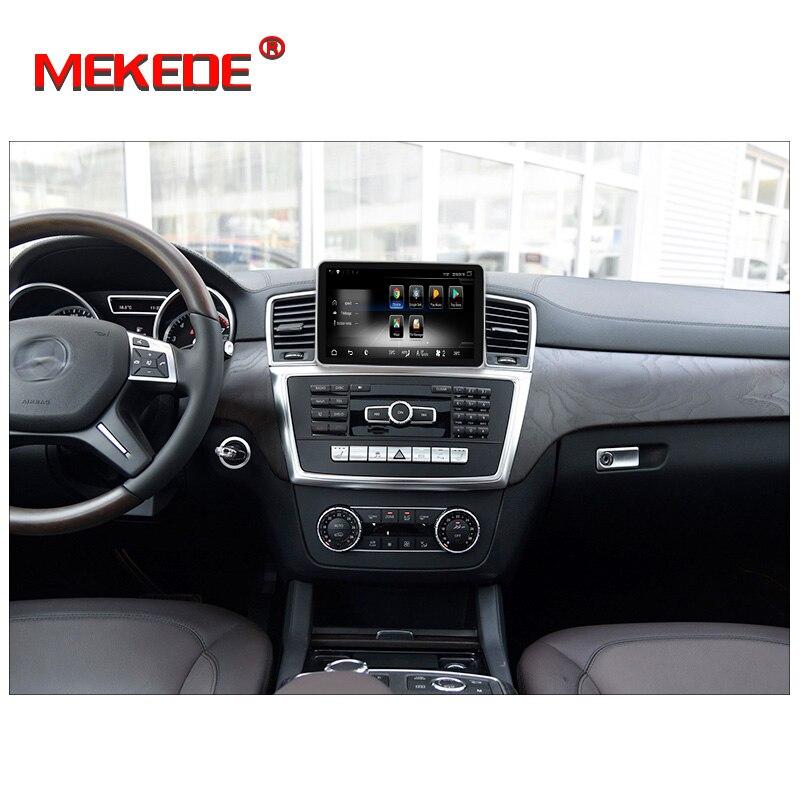 MEKEDE HD Android 7.1 pour Mercedes Benz gl-class X166 2012-2015 autoradio multimédia moniteur GPS Navigation Bluetooth unité de tête - 2