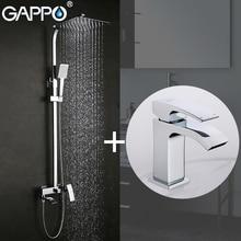 Gappo シャワー蛇口バスタブの蛇口浴室の蛇口のミキサーの蛇口流域シンクタップ衛生陶器スイート
