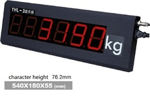 XK3190-A9 Scale Big Screen YHL-3 Inch Weight Indicator