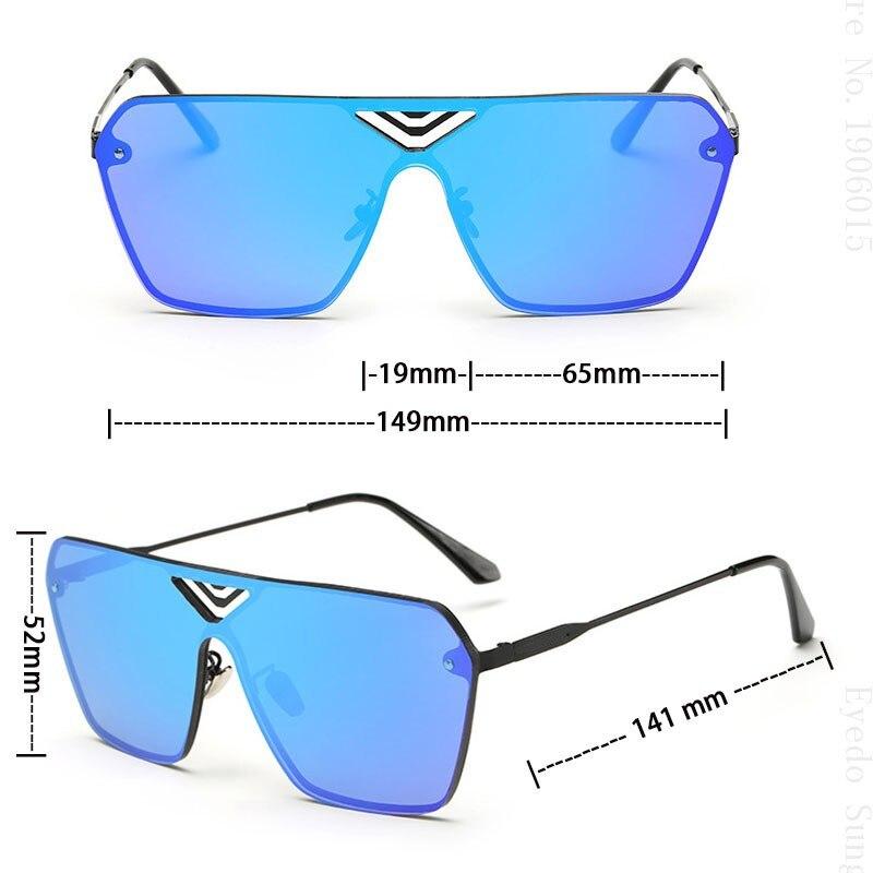 25a2ca884b6 VEGA Unique Frameless Sunglasses Men Women Latest Novelty Sunglasses ...