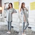 2XL Большой Размер Pijama Feminino Inverno Пижамы Femme Pigiama Донна Плюс Размер Pijama Установить Пижамы Женщин Mujer Pijamas Пижамы