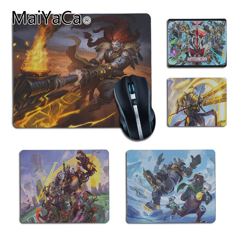 MaiYaCa Beautiful Anime Keyforge Game Rubber Mouse Durable Desktop Mousepad Durable Office Accessory And Gaming Mouse Pad