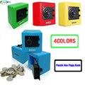 NEUE Candy Farben Münze Safe Geld Sparschwein Sicherheit Elektronische schlüssel Passwort Kauen Cash Box Ablagerung Maschine Geschenke Für kinder