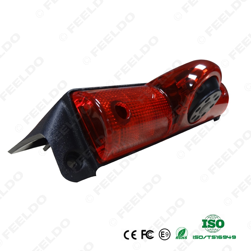 ФОТО Car LED Brake Light IR 6-LED Rear View Camera Parking Camera for Chevy Savana cargo VAN Camera #FD-5373