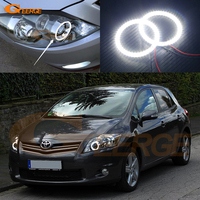 For TOYOTA Auris Facelift 2010 2011 2012 Excellent Ultra Bright Illumination Smd Led Angel Eyes Kit
