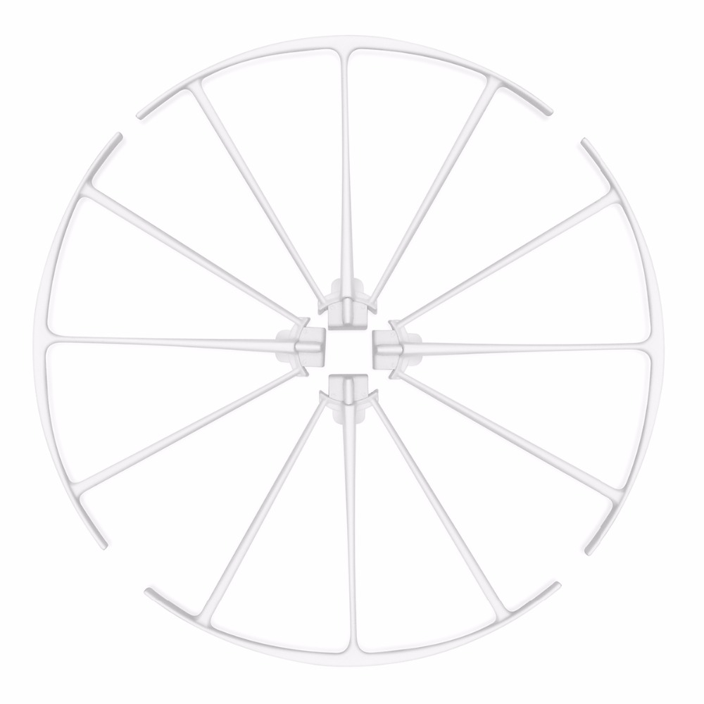 Syma de protección para X5UW blanco re helicóptero dron drones ...