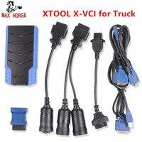 Original XTOOL X VCI for Truck Same Function as Nexiq XTOOL X VCI Universal Truck Diagnostic Tool XTOOL XVCI