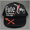 Hot game ps4 DESTINY Cosplay Cap ALTER Fate stay night saber lily charm Costume Baseball cap Adult Blank Snapback Caps Novelty