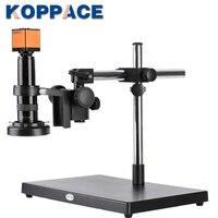 KOPPACE 16MP Full HD 1080 P 60FPS HDMI промышленности Цифровые микроскопы Камера мобильный телефон ремонт электронного микроскопа KP H1660V