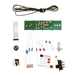 Image 5 - FM Frequency Modulation Wireless Microphone Suite Electronic Teaching DIY Kits