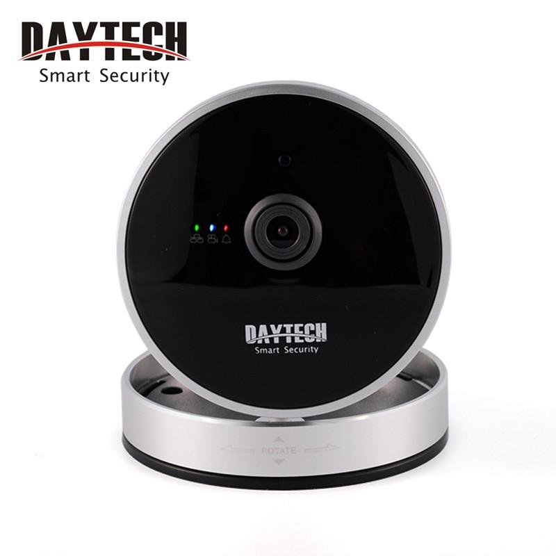 bilder für Daytech Ip-kamera WiFi 720 P Home Security Kamera P2P Netzwerk CCTV Babyphone Wireless Nachtsicht Zwei-wege Audio