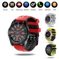 Volemer NO.1 G8 GS8 Smart watch phone Bluetooth 4.0 SIM Card Call Message Reminder Heart Rate Smartwatch For IOS Android PK Q8