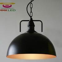 Hot Vintage Edison Industrial Ceiling Pendant Lamp Hanging Lighting Loft American Country Restaurant Bedroom Lamp Chandelier