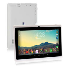 iRULU eXpro X1 7″ Tablet PC Android 4.4 1024*600  Quad Core 16GB ROM Dual Cam Support WIFI Multi-Colors w/ Screen Protector