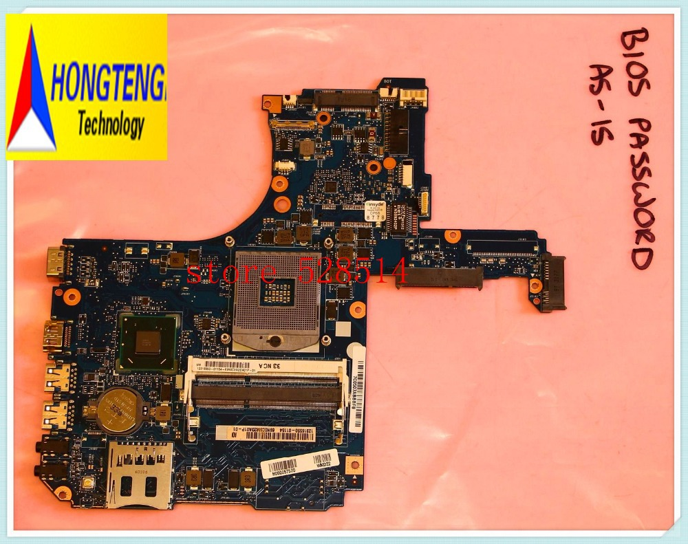 FOR TOSHIBA SATELLITE S55-A5295 S55 MOTHERBOARD H000057570 fully tested