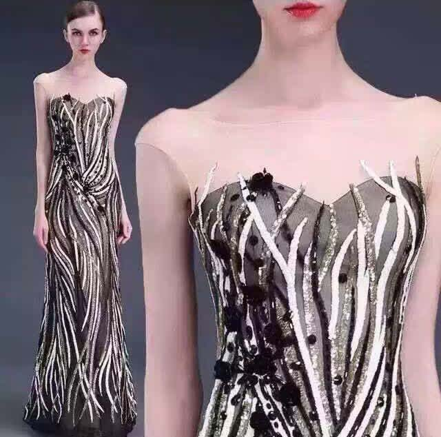 Africano Encaje Telas alta calidad nigeriana tulle Encaje Telas s para el  vestido de boda an-386 fcbc278ead2c