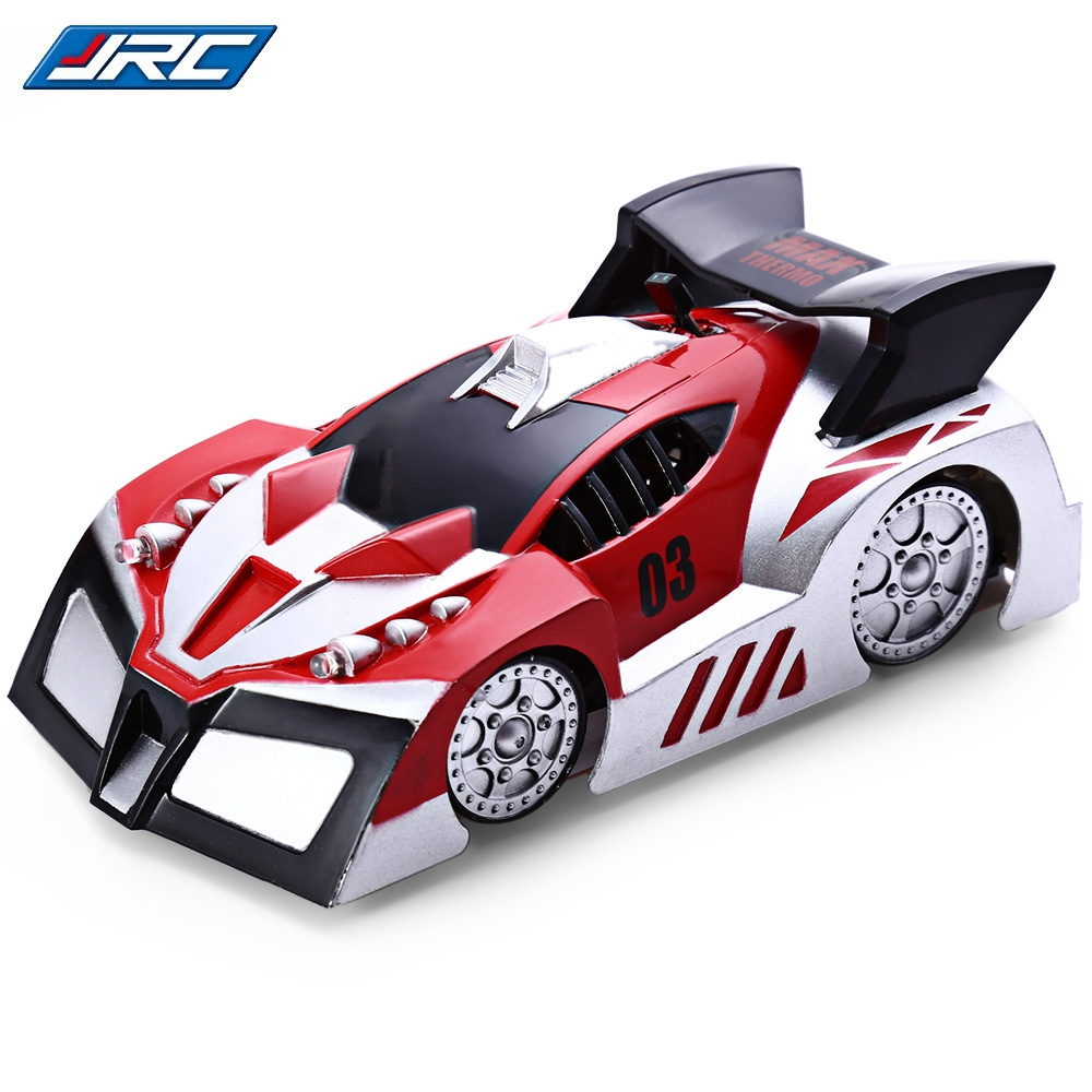 RC Car Genuine JJRC Q1 Infrared RC Wall Creeping Car Climbing Vehicle Toy High Quality Made from Safety Material RC Car