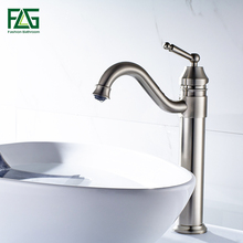Single Handle Bathroom Basin Faucet Mixer Tap Black Brass Torneira Banheiro