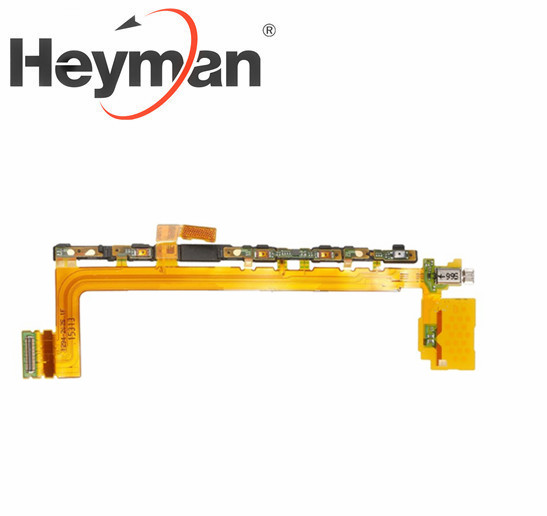Heyman Flex Cable for <font><b>Sony</b></font> <font><b>Z5</b></font> Premium <font><b>Z5</b></font>+ E6833 E6853 E6883 <font><b>Motherboard</b></font> Ribbon Replacement parts image
