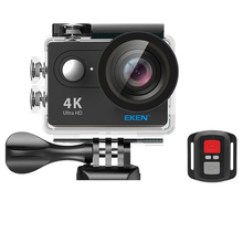 Eken 4K Action camera Original EKEN H9 / H9R remote Ultra HD 4K WiFi 1080P 60fps sports