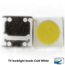 100PCS FOR LCD TV repair Replace LG SEOUL UNI led TV backlight strip lights with light-emitting diode 3535 SMD LED beads 12V