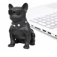 Rivet Dog Wireless Bluetooth Speaker 360 Degree Rotate Revolving Aero Bulldog Dog Full Aerobull Nano caixa de som