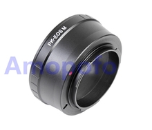 Amopofo PK-EOSM Adapter,For Pentax Okay PK Lens to EOSM EFM EF-M M2 M3 Digital camera
