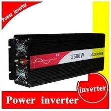 2500 Вт Пуро invertitore solare di seno инвертор 2500 Вт Чистая синусоида решетки однофазный пиковая мощность 5000 Вт